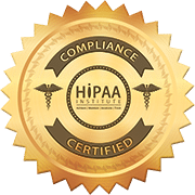 HPAA Certified and Compliant
